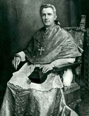 Bishop Maurice F. Burke